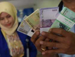 Tukar Uang Lebaran ? Ini Jadwalnya di Sumatera Barat