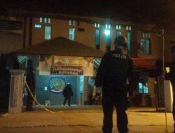 Kardus Mirip Bom Ditemukan di Lapas Muara Padang