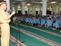 Walikota Padang Lepas 1.206 Jemaah Haji tahun 2017
