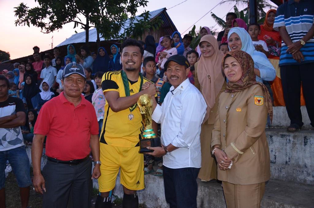 Liga Pulang Basamo Nagari Sawah Tangah, Kecamatan Pariangan, Kabupaten Tanah Datar.
