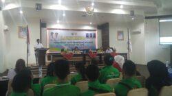 Kegiatan Pemberian Uang Pembinaan Atlet dan Pelatih Kabupaten Solok.