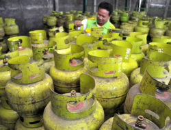 Lebaran Haji, Ketersediaan Gas Elpiji 3 Kilogram Aman