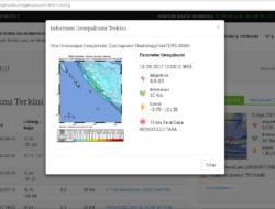 Gempa 6,6 SR Sempat Buat Panik Pasien Rumah Sakit M Djamil