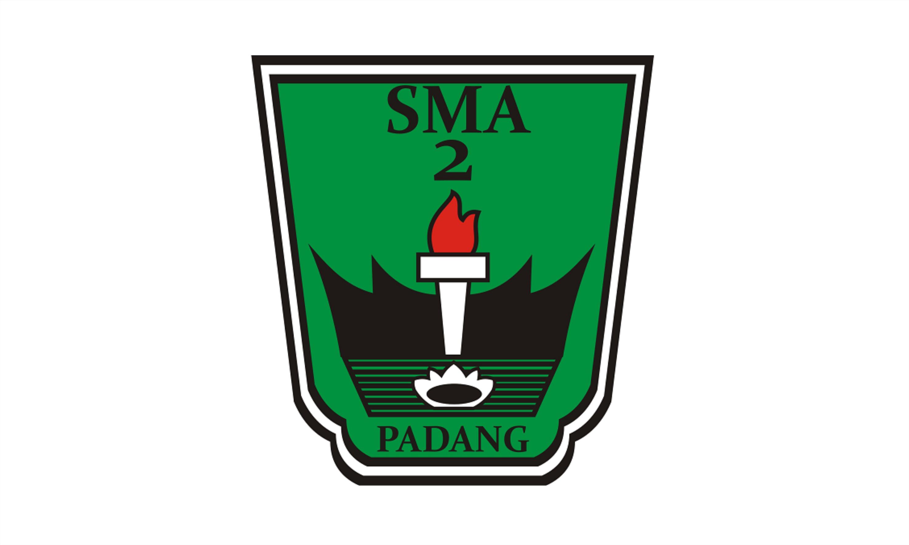 Logo SMA Negeri 2 Padang.