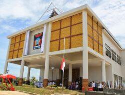 Lift Balaikota Padang Rusak Dilanda Gempa