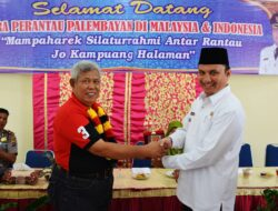 Di Malaysia, Perantau Palembayan Gelar 'Pulang Basamo'