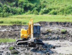 Pemkab Agam Perbaiki Kolam Masyarakat yang Terlantar