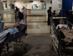 Pasien Rumah Sakit M Djamil Sempat Panik Diguncang Gempa 6,2 SR