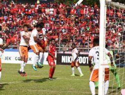 Taklukkan Perseru, Semen Padang FC 'Aman' dari Degradasi