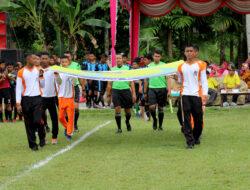 Kali Kelima, Kota Pariaman Kembali Gelar Liga Pelajar Indonesia