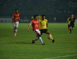 Dikandaskan Persija, Semen Padang FC Terpuruk di Zona Degradasi