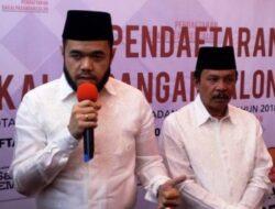 Golkar-PDIP Usung Fadly Amran dan Asrul di Pilkada Padang Panjang