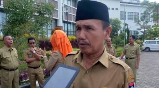 Sekretaris Kota Padang Asnel