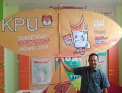 KPU Targetkan Minggu Ketiga Juni Logistik Pilkada Padang Didistribusikan