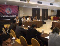 Optimis Naik Kasta, Semen Padang FC Harapkan Dukungan Media