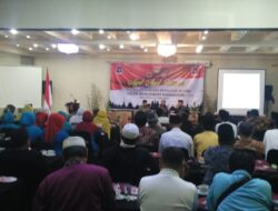 BNPT-FKPT Deklarasikan Anti Radikalisme dan Hoax dengan Penyuluh Agama Kota Solok
