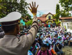Pelajar di Padang Terciduk Polisi Saat Pesta Kelulusan
