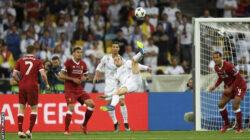 Bale adalah pemain pertama yang mencetak dua gol di final Liga Champions sebagai pemain pengganti