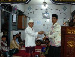 Safari Ramadan, Pengurus Masjid 'Ainul Yaqin Solok Curhat Soal Pembangunan