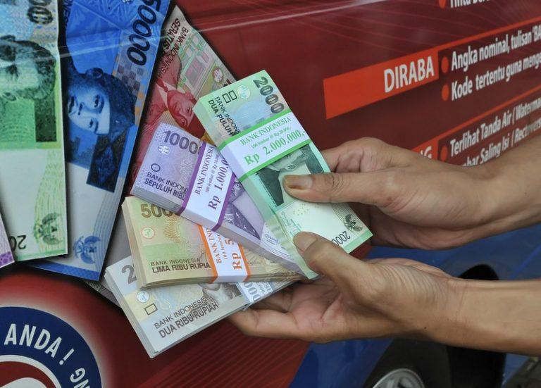 Ilustrasi-Layanan Penukaran Uang BI Kaltim. Photo : Net.