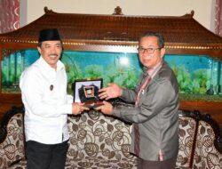 Pilkada Serentak 2018, Walikota Padang Studi Banding ke Sidoarjo dan Malang