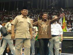 Ribuan Buruh Deklarasikan Prabowo Subianto Sebagai Capres 2019
