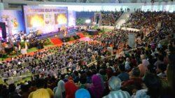 Suasana OSN 2017 di Pekanbaru, Riau tahun 2017