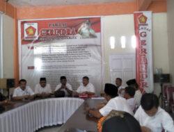 Isu Hutang Makan dan Segel Kantor, Ketua DPC Gerindra Marah
