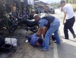 Fotonya Beredar di Medsos, Pria Ini Diciduk Polisi
