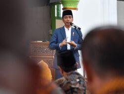 Libur Lebaran, Jokowi Kembali ke Sumbar