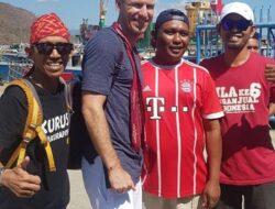 Beda Gol Atas Swedia, Arjen Robben Berlibur ke Labuan Bajo