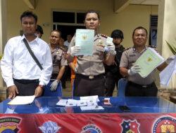 Kena OTT, Pejabat di BPN Kabupaten Solok Diringkus