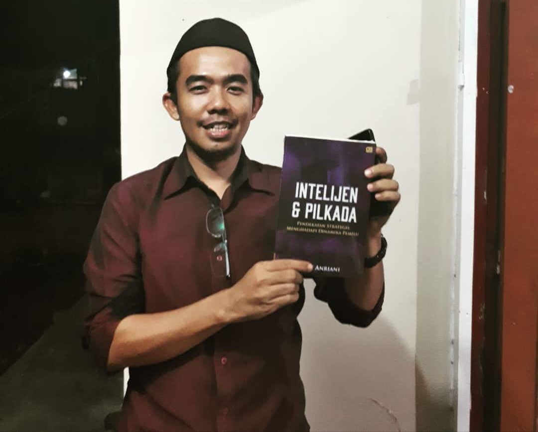 Riki Eka Putra, Divisi Hukum KPU Kota Padang, Sumbar, Sabtu (30/6/2018). Dok. Pribadi