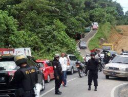 Pantai Air Manis di Padang Horor Macet, Volume Kendaraan Membludak
