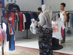 Yes, Baju Pulau Angso Lagi Trend di Pariaman
