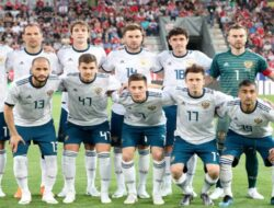 Berikut Daftar Pemain Skuad Rusia