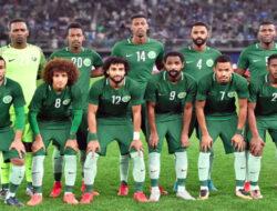 Berikut Daftar Pemain Skuad Arab Saudi