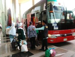 Berikut Ini Layanan Transportasi Darat untuk Jamaah Haji Indonesia di Saudi Arabia