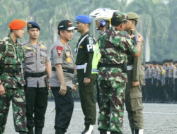 TNI-Polri Wujudkan Ketertiban Selama Arus Mudik