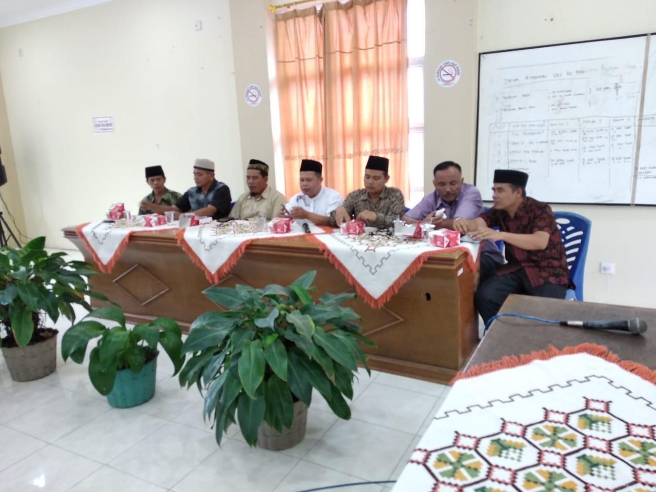 Agam Dapil IV melakukan reses ke Kecamatan Baso, Sumatera Barat (Sumbar), di Aula Kantor Camat, Jum'at (6/7/2018).
