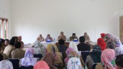 Rapat Koordinasi Aparatur Sipil Negara (ASN) Dinas Pertanian Kota Solok di Aula Dinas Pertanian, Kota Solok, Senin 9 Juli 2018. Foto : Fernandez