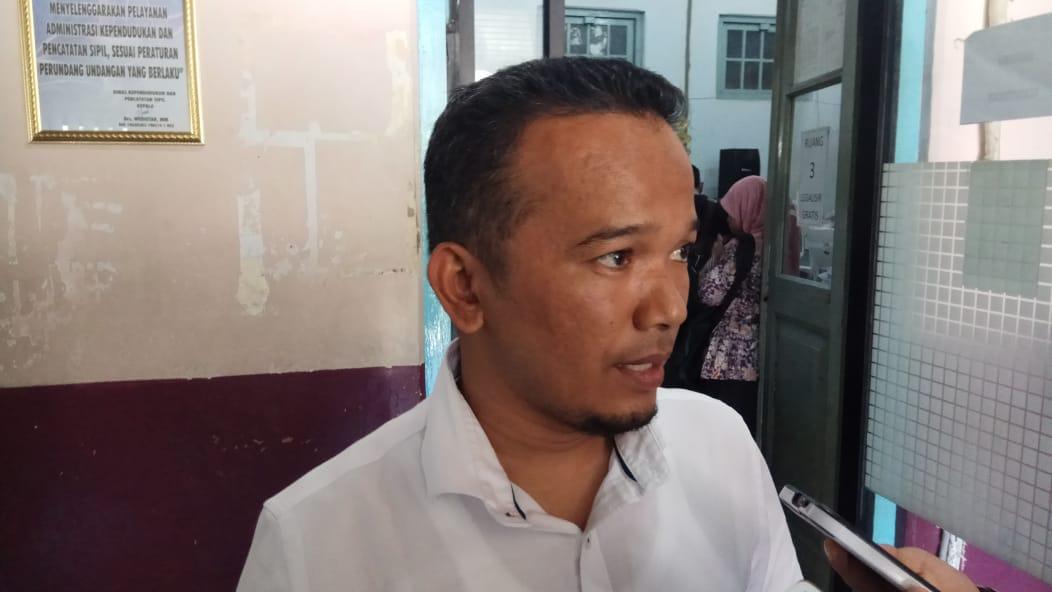 Plt Kepala Ombudsman RI Perwakilan Sumbar, Adel Wahidi