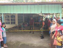 Warga Temukan Mayat Dalam Rumah di Selayo Kabupaten Solok