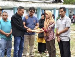 Ipekos Bantu Muhammad Irfan Korban Penganiayaan