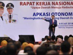 Presiden Ingatkan Kepala Daerah untuk Jaga Integritas