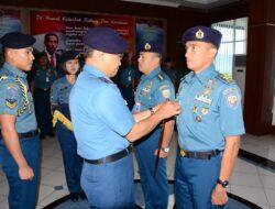 Letkol Laut (P) Cahya Indra Susilo Jabat Asops Danlantamal II