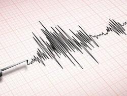 Gempa Berkekuatan 6,0 Skala Richter Guncang Sumbar