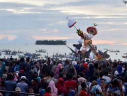 Jokowi Dijadwalkan Hadiri Puncak Pesona Budaya Tabuik Piaman