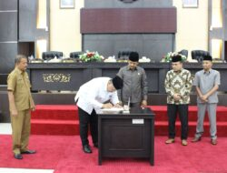 DPRD Kota Solok Setujui Ranperda APBD 2017