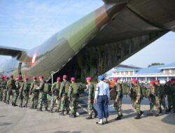 Gempa Lombok, Ratusan Marinir Diterbangkan